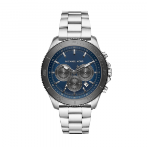 Theroux Silver Chronograph MK8662