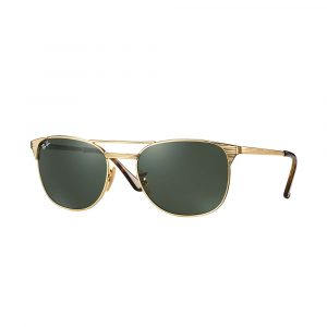 Icon Signet Gold Classic Green RB3429 001/58 58-19