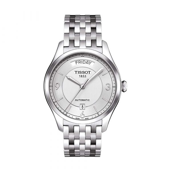 T-One Silver Automatic T0384301103700