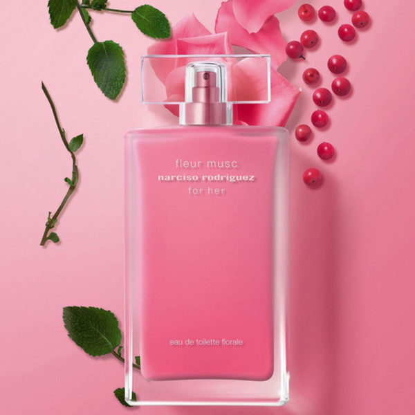 NUOC HOA NU Narciso Rodriguez For Her Florale EDT 100 ml-4